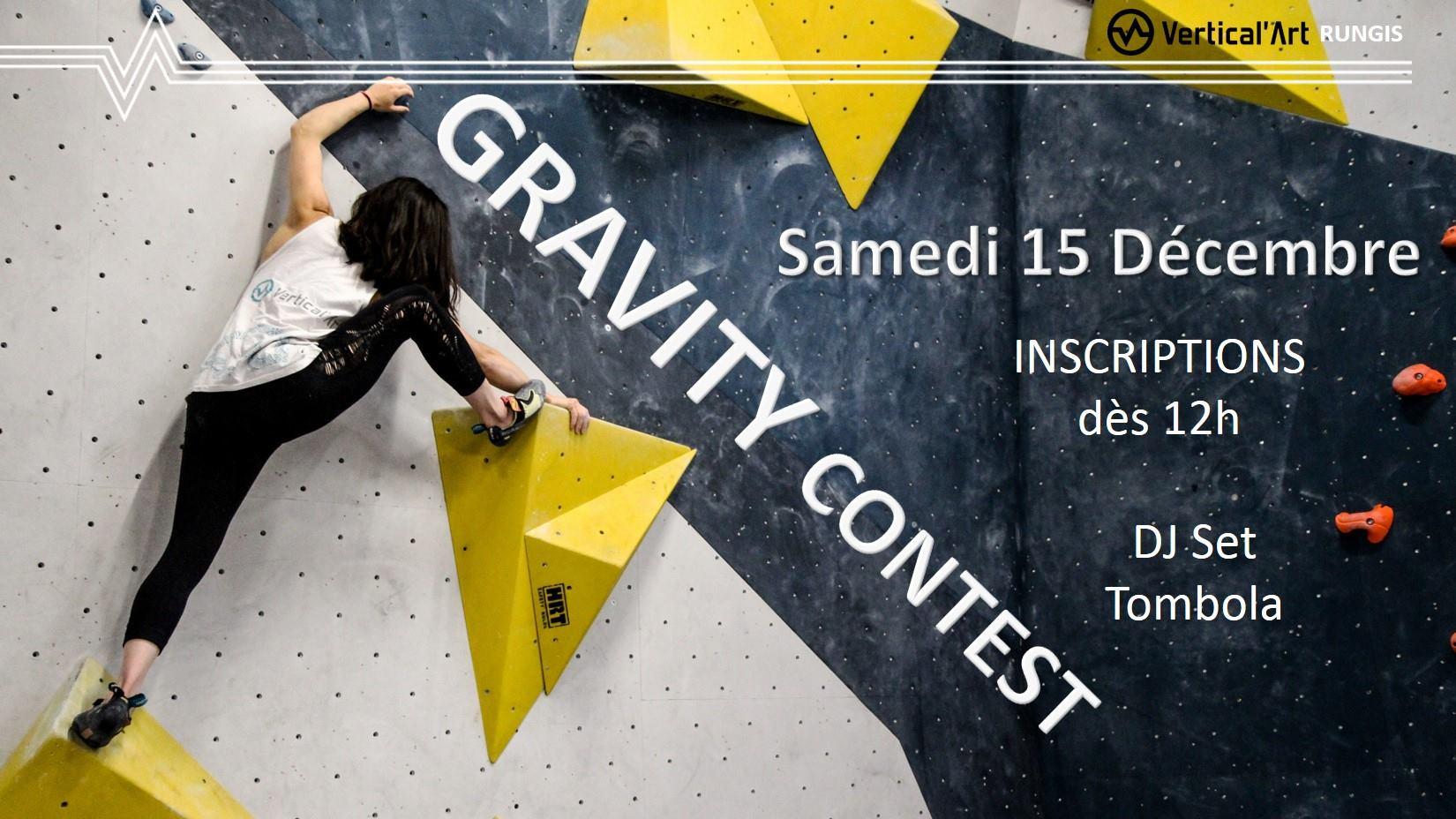 gravity contest / samedi 15 décembre / rungis