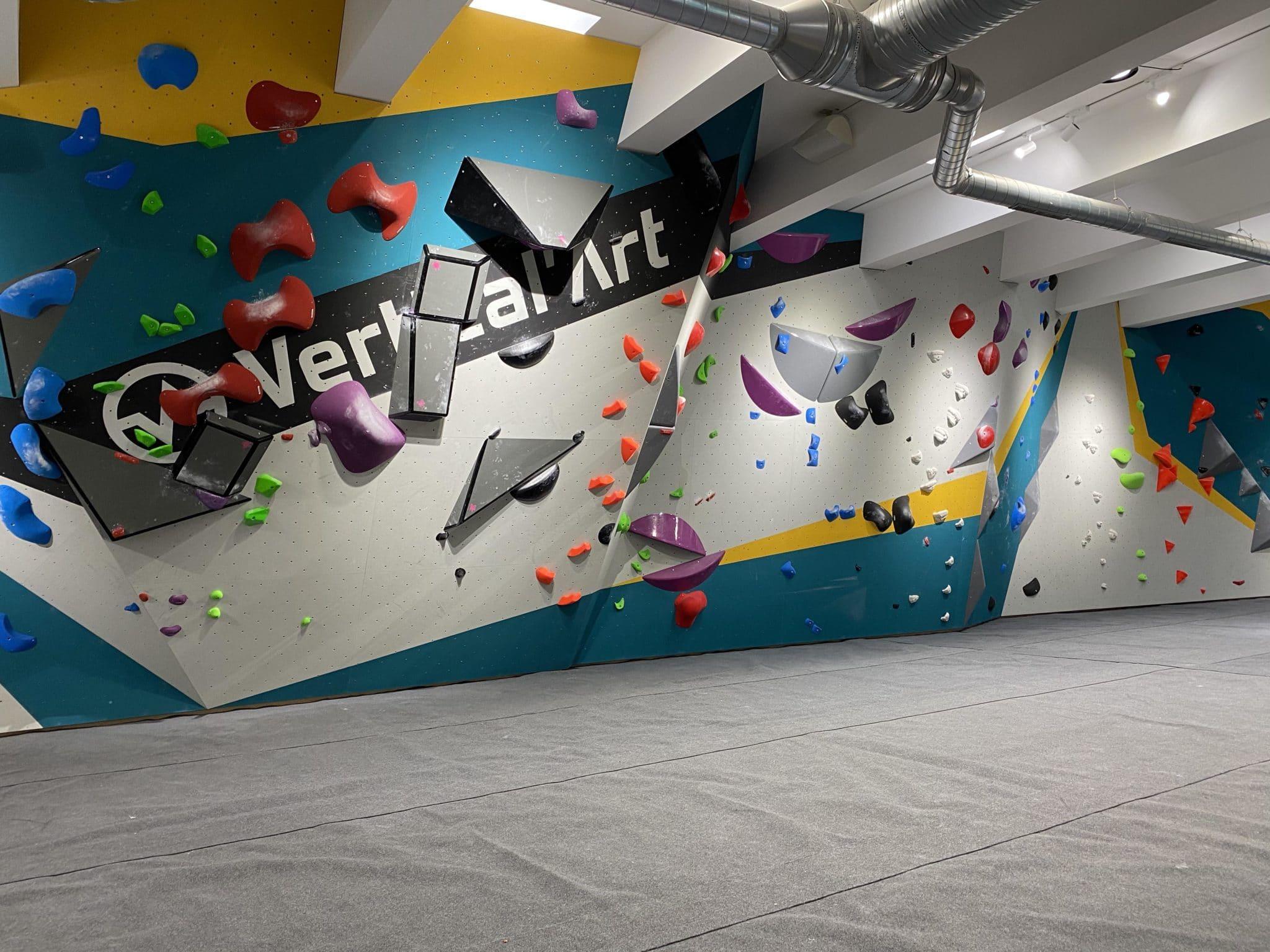 salle d'escalade de bloc à paris Chevaleret - restaurant - bar - yoga -