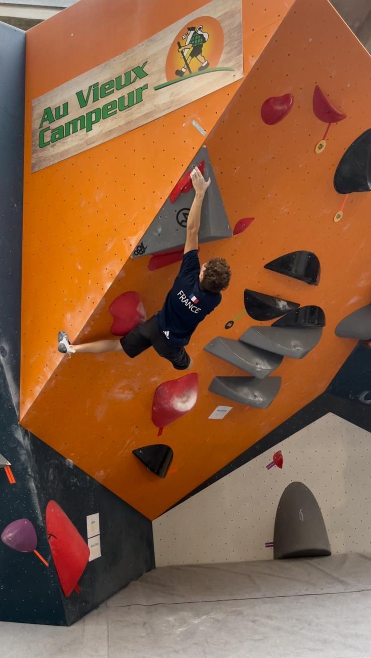 Les Championnats du monde jeunes d'escalade ont lieu du 16 au 31 août à Voronezh, en Russie. Les Bleuets ont plusieurs chances de médailles