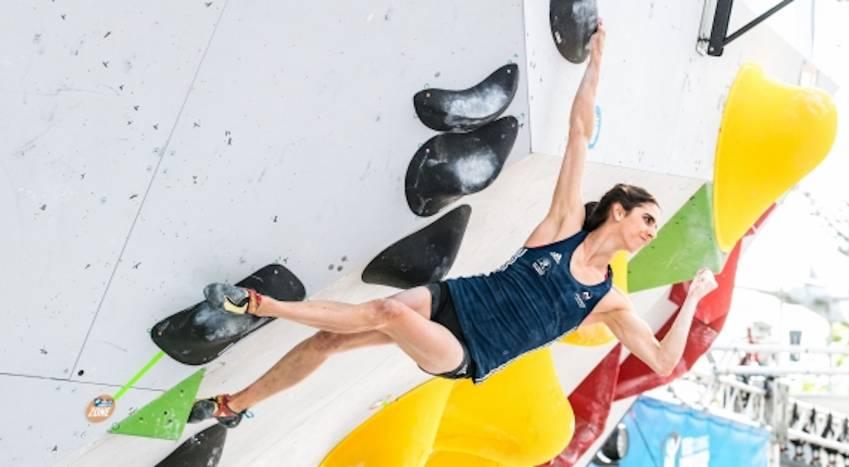 La team VA en lice aux Championnats du monde d'escalade à Moscou, du 16 au 21 septembre. J-1 avant le début de cette compétition très attendue !